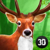 Forest Deer: Wild Survival Full iOS Icon