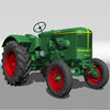 RETRO FARM SIMULATOR TRACTOR FOR 2016 iOS Icon