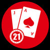 Blackjack 21 Challenge app icon