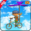 VR BMX Flying Cycle Copter Pro app icon
