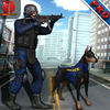 Angry Police Dog Simulator Pro app icon