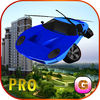 Flying Car Helicopter: Future Pro iOS Icon