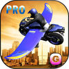 Flying Motorcycle Simulator Pro app icon