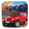 Off Road Army Jeep Race Pro app icon