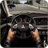 Racing In Car Road Drive Pro app icon