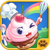 Happy Bakery Funny Game app icon