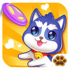 Happy Puppy Funny Game app icon