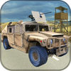 Military Jeep Driver Parking Pro app icon