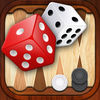 Backgammon Free! app icon