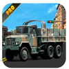 Drive Army Truck CheckPost Pro iOS Icon