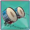 Drum Tap Game iOS Icon