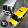 Russian Minibus Traffic Racer 3D Full iOS Icon