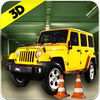 Jeep Drive Parking Simulator 3D Pro