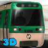 Paris Subway Train Driving Simulator Full app icon