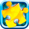 Jigsaw Puzzles World App Icon