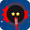 Rocket Stars iOS Icon