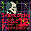 Sherlocks Logic Puzzles 12h app icon