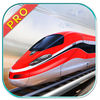 Real Train Drive Simulation 2016 Pro app icon