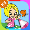 Spring Colouring Sheets PRO app icon