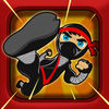 Mini KungFu Ninja Jump Pro iOS Icon