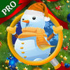 Christmas Snow iOS Icon