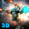 City Mech Battlefield 3D Full app icon