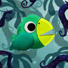 TROPICO - a tiny parrot adventure iOS Icon