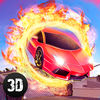 Extreme Car Stunt Racing 3D Full iOS Icon