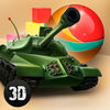 Tank Toy Battle Wars 3D Full iOS Icon
