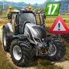 Simulator 17 Farming Tractor iOS Icon