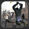 Angry Gorilla City Rampage 3D app icon