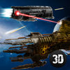 Spaceship Fighting Battle Wars 3D Full app icon