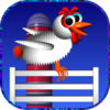 Chicken Drop $ app icon