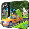 Drive Mountain Taxi Legends Pro iOS Icon