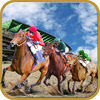 Black Horse Racing app icon