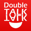 Double Talk Word Game app icon