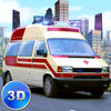 Ambulance Driving Simulator 3D Full icon