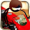 Stick-man Motocross Pro- Stunt Biker Rivals app icon