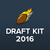 numberFire Fantasy Football 2016 Draft Kit App