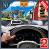 VR-Crazy Car Traffic Racing 2 Pro app icon