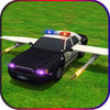 Flying Future Police Cars Pro app icon