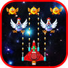 Space Attack: Chicken Shooter app icon