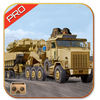 VR Army Cargo Truck Drive Pro app icon