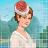 Griddlers Victorian Picnic iOS Icon