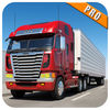 Euro Truck Mountain Drive 3D Pro app icon