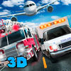 Emergency Airport Transport Simulator 3D Full iOS Icon