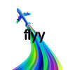 Flyy - touch the air iOS Icon