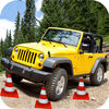 OffRoad parking jeep challenge Mission pro app icon