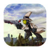 Gangster Robot Pro app icon