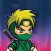 Green Ninja: Underworld iOS Icon